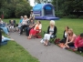 Church and Picnic in the Park